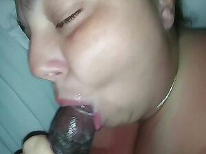 Bbw Wife Balls Deep Anal By Bbc Exasperation 2 Indiscretion Post Cum Blowjob Makes Bbc Cum Twice Facial & Cumswallow