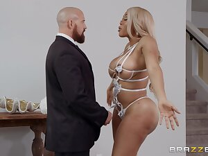 Bisexuall choreograph experience with Bridgette B is memorable for  Moriah Mills